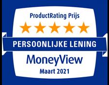 MoneyView productrating prijs