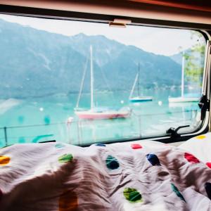 Op vakantie met caravan