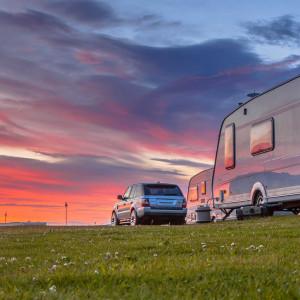 Recordaantal caravans op de weg deze zomer